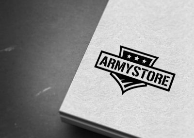 Army store logo