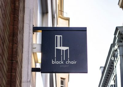Blackchair - Logo design