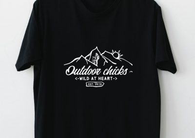 Outdoor chicks merch